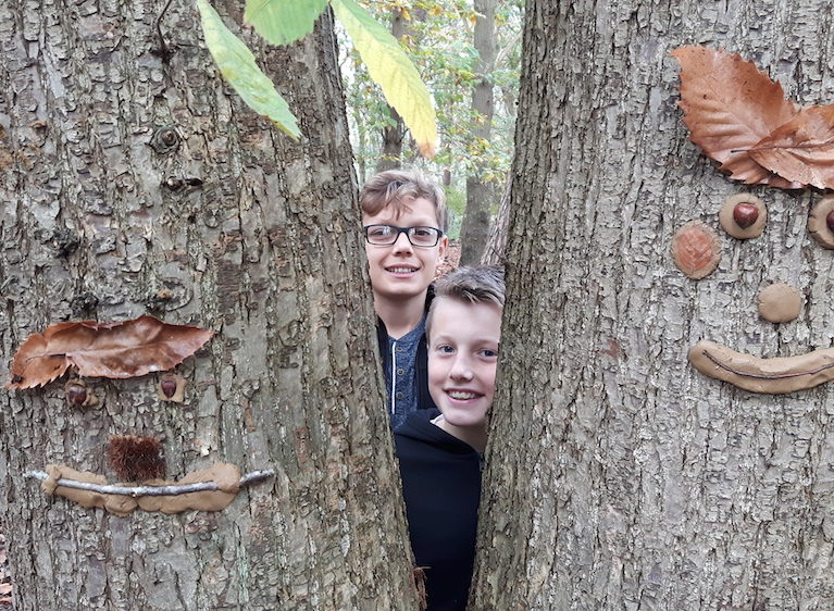 Der Wald – ein kleines Abenteuer?!