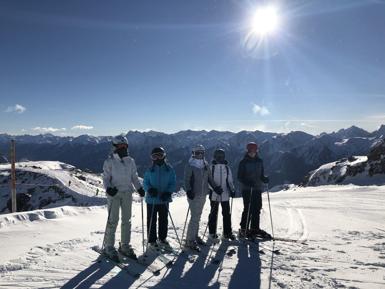 Jan-Joest Schüler im Skifieber