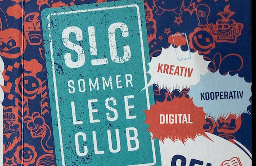 Meld dich an… im Sommerleseclub!