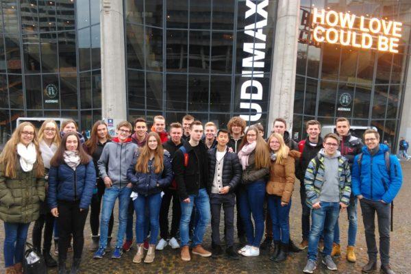 Exkursion der Q1 zur Ruhr-Universität Bochum