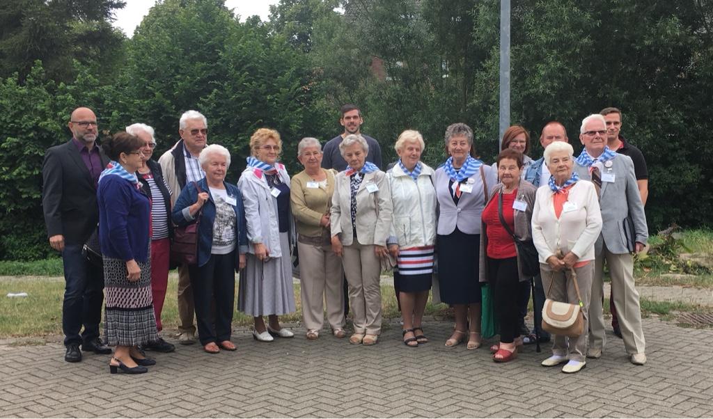 Holocaust-Überlebende besuchen das Jan-Joest-Gymnasium