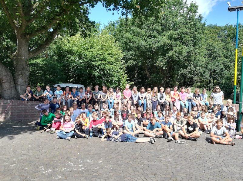 5er Fahrt nach Hinsbeck