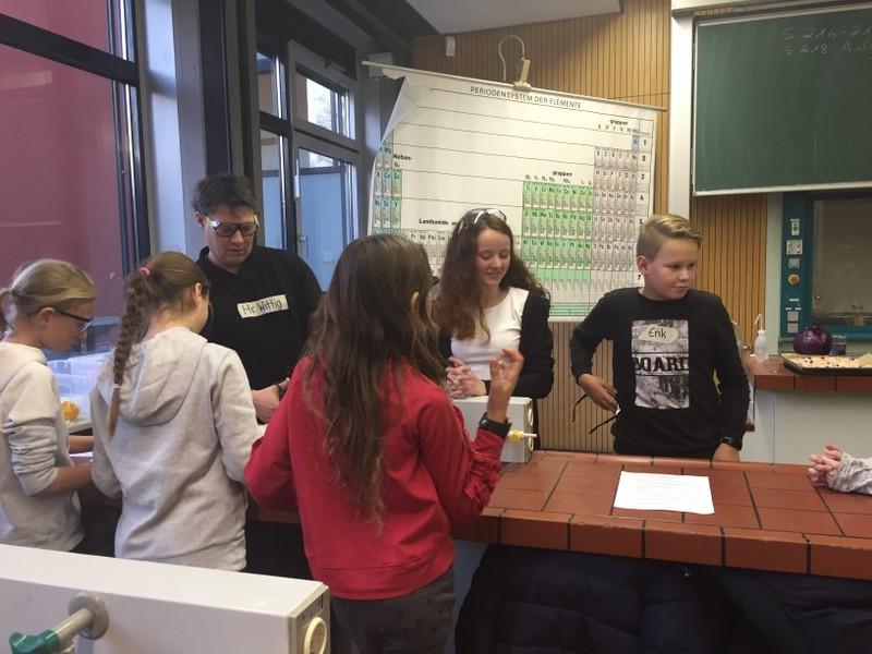Jan-Joest-Gymnasium bereitet sich auf die kommenden Fünftklässler vor